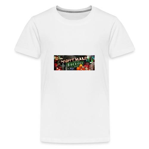 Nightmare on Hickory Lane - Kids' Premium T-Shirt