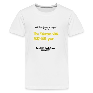 ulmer club - Kids' Premium T-Shirt