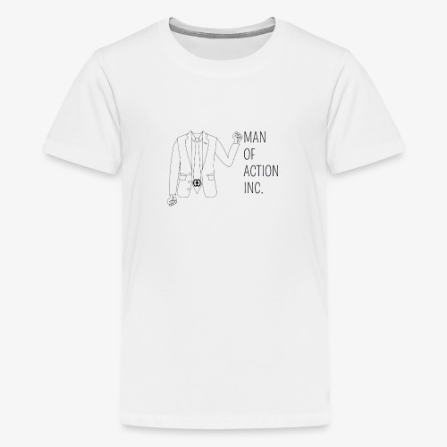 Suit - Kids' Premium T-Shirt