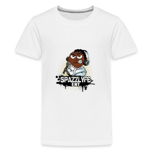 Spazzin Official - Kids' Premium T-Shirt