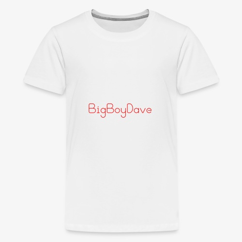 bigboy dave - Kids' Premium T-Shirt