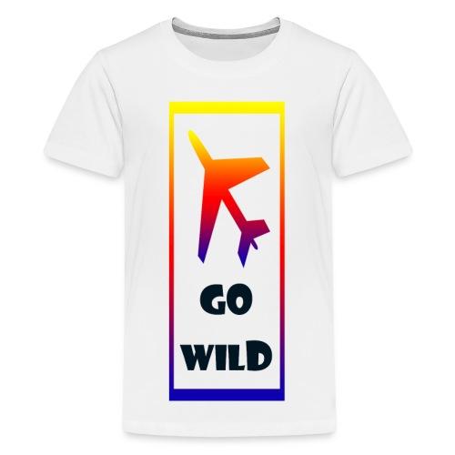 Go Wild - Kids' Premium T-Shirt