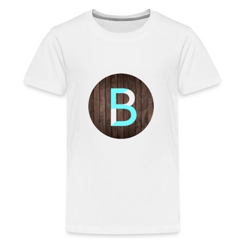 updated logo - Kids' Premium T-Shirt