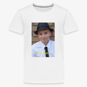 Felix Walker Logo - Kids' Premium T-Shirt