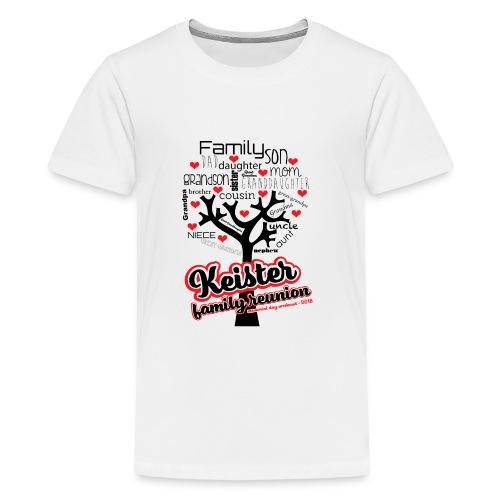 Reunion2018 - Kids' Premium T-Shirt