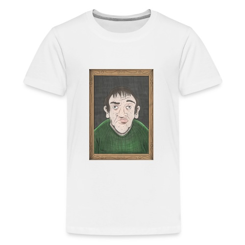Portrait - Kids' Premium T-Shirt