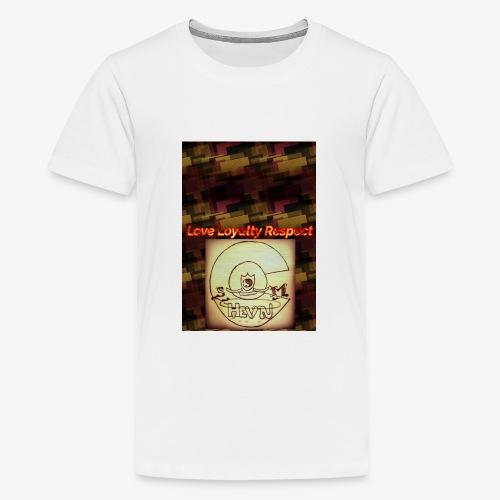 Love Loyalty Respect - Kids' Premium T-Shirt