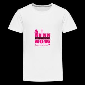 woww tee - Kids' Premium T-Shirt