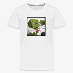 MrFlubby logo - Kids' Premium T-Shirt