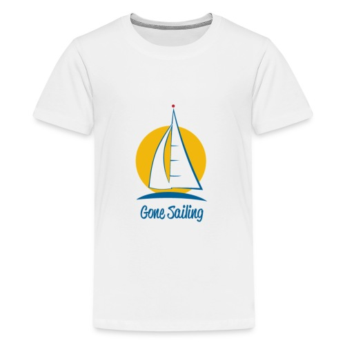 Gone Sailing T-Shirt - Kids' Premium T-Shirt