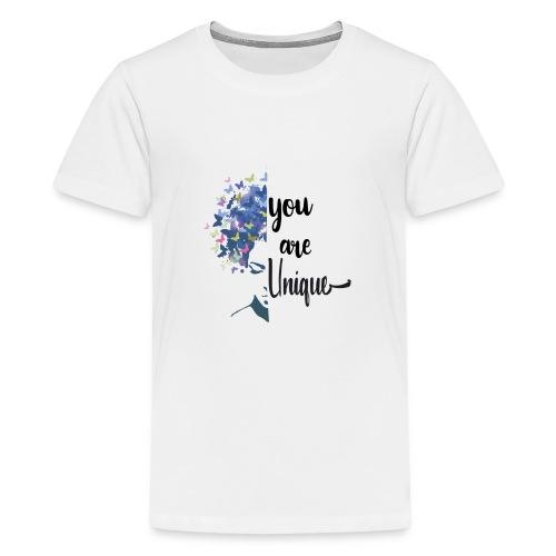 you are unique - Kids' Premium T-Shirt