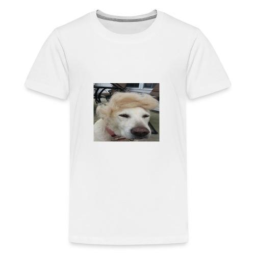hell yeah dude - Kids' Premium T-Shirt