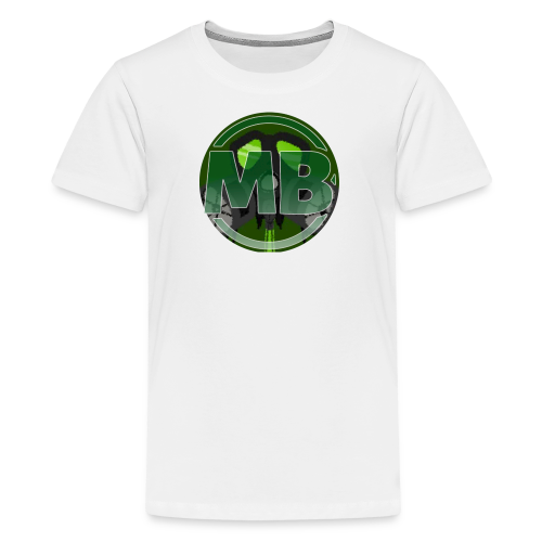 Official Mblohr Logo - Kids' Premium T-Shirt