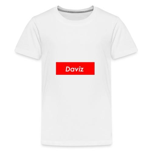 Daviz Merch - Kids' Premium T-Shirt