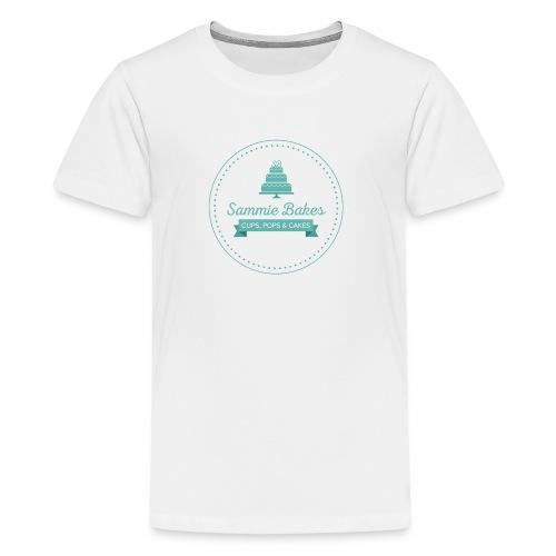 Sammie Bakes Logo - Kids' Premium T-Shirt