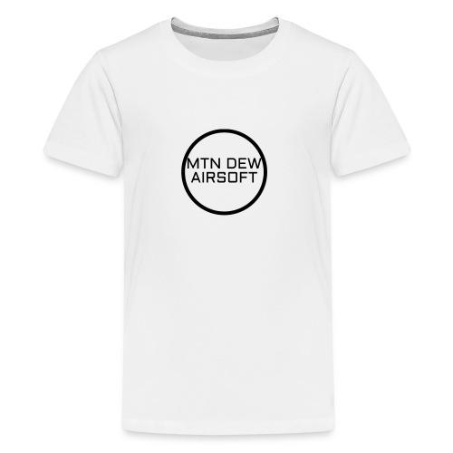 MTN DEW AIRSOFT MERCH - Kids' Premium T-Shirt