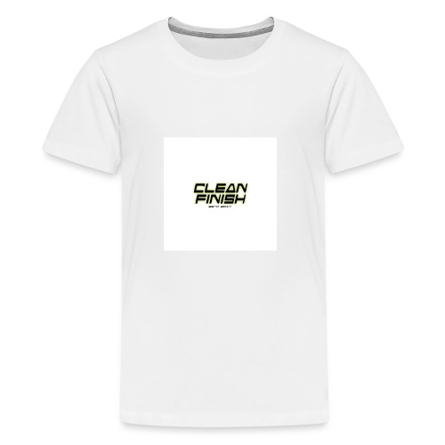 Clean Finish Est 2017 - Kids' Premium T-Shirt