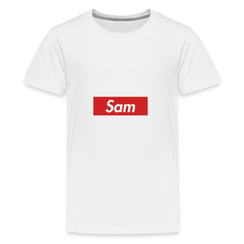 Supreme Sam - Kids' Premium T-Shirt