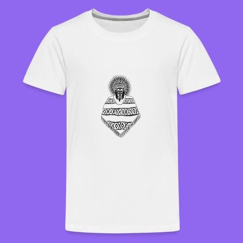 Chief Spooky inverted - Kids' Premium T-Shirt