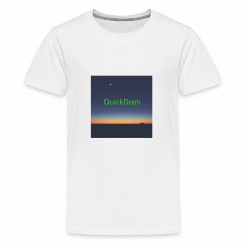 QuickDash Merch - Kids' Premium T-Shirt