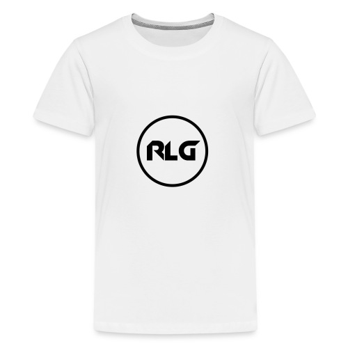 RLG (Black) - Kids' Premium T-Shirt