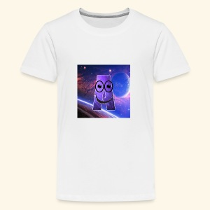Always have a smile - Kids' Premium T-Shirt