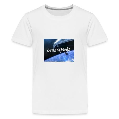 CrazedModz Space design! - Kids' Premium T-Shirt