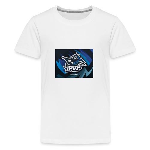 raidgear ipvp mascot - Kids' Premium T-Shirt