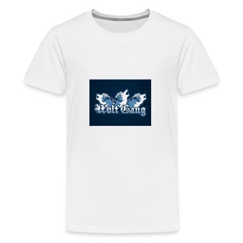 wolfgang logo - Kids' Premium T-Shirt