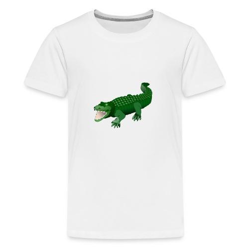 Krokodil - Kids' Premium T-Shirt