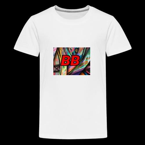 Become A BigBrother Team - Kids' Premium T-Shirt
