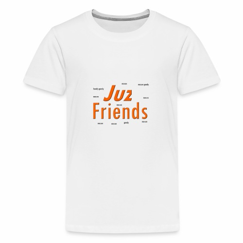 juz friends mason gany - Kids' Premium T-Shirt