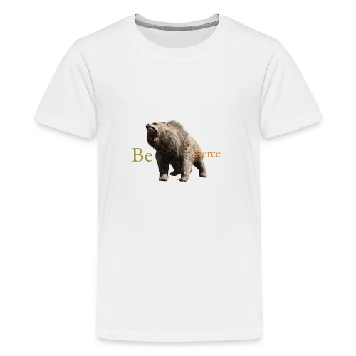 Fierce - Kids' Premium T-Shirt