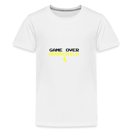 Game Over Moonchild - Kids' Premium T-Shirt