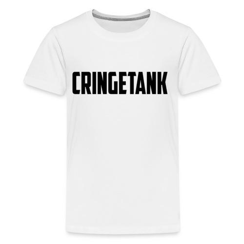 CringeTank's Masterpiece - Kids' Premium T-Shirt