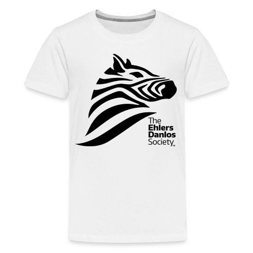 Ehlers-Danlos Society - Official Logo - Kids' Premium T-Shirt