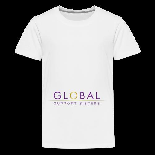 Global Support Sisters - Kids' Premium T-Shirt