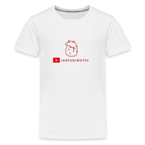 JakeAnimates - Kids' Premium T-Shirt