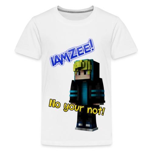 I'm Zee! - Kids' Premium T-Shirt
