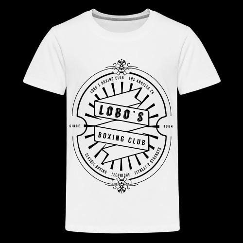 LOBOS LOGO - Kids' Premium T-Shirt