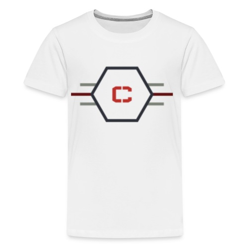 CHANNY LOGO - Kids' Premium T-Shirt