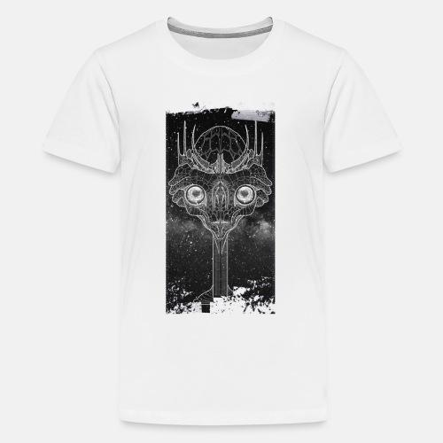 aliendream black and wait - Kids' Premium T-Shirt