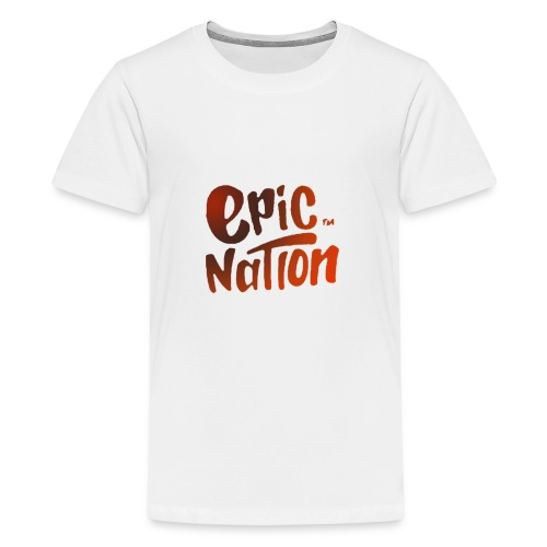 Epic nation Sportsgear - Kids' Premium T-Shirt