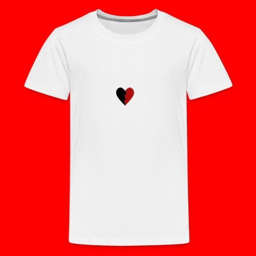 lil hearts (2lit clothing) - Kids' Premium T-Shirt