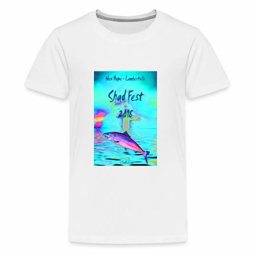 Shad Fest #3 - Kids' Premium T-Shirt