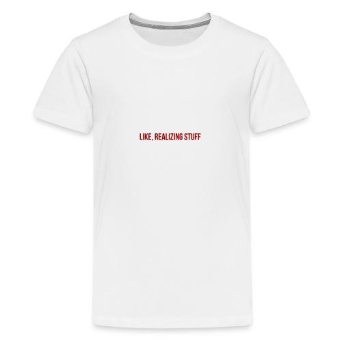 The Kylie Shop Diy Inspired T Shirt - Kids' Premium T-Shirt
