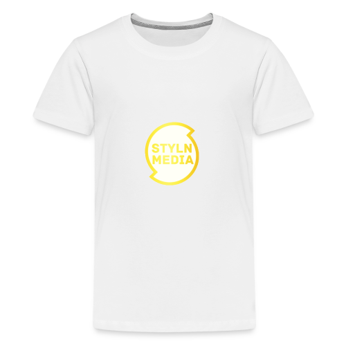 Limited Edition Styln Media! - Kids' Premium T-Shirt