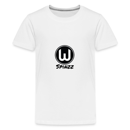 Spinzz Logo - Kids' Premium T-Shirt