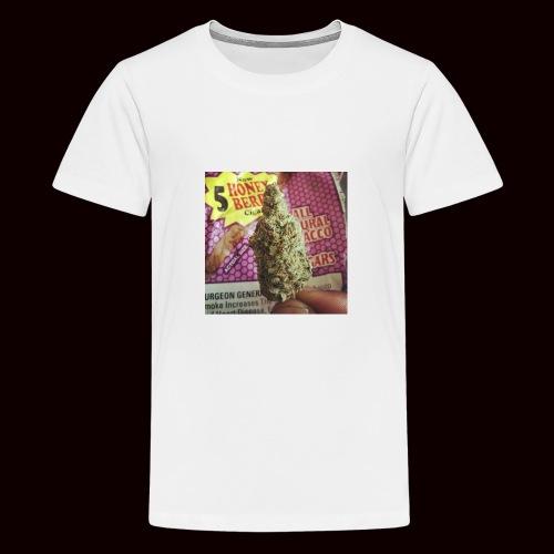 weed the best - Kids' Premium T-Shirt