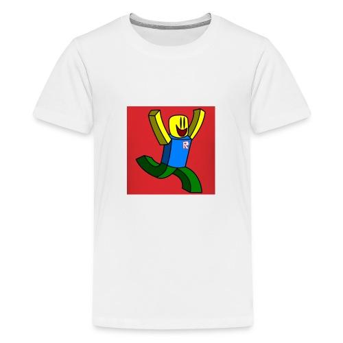Roblox Noob - Kids' Premium T-Shirt